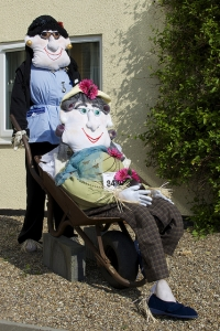 Ealing House Scarecrows